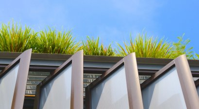 Viking's Roof Garden System Brings Roofs to Life