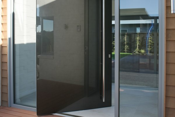 Altherm Releases User-Friendly Pivoting Door System