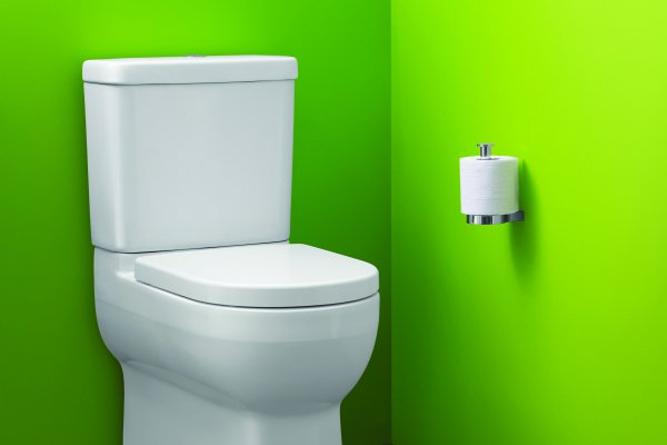 Kohler Provides Solution for Small Bathrooms with Compact Toilet