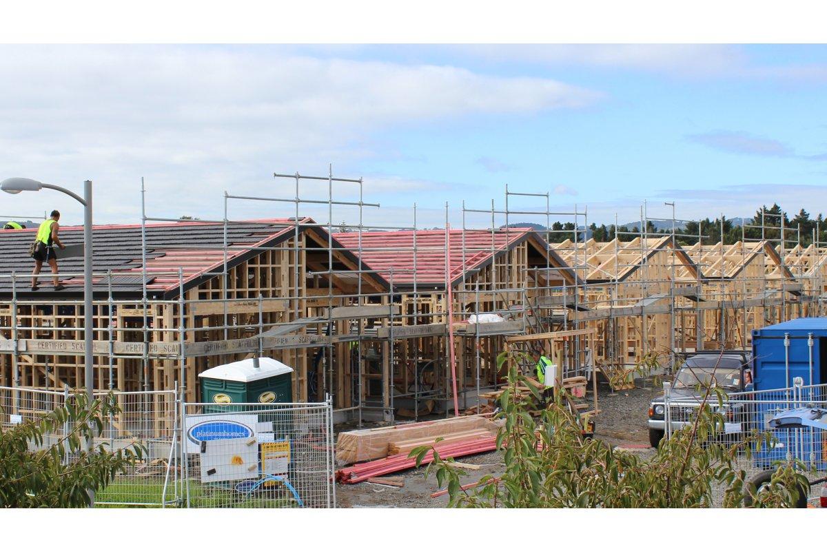 Metal Tile Shake Profile For Takanini Housing Nz Project