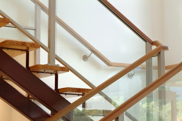 Unex Offers Distinctive Timber Top Rails for Balustrades