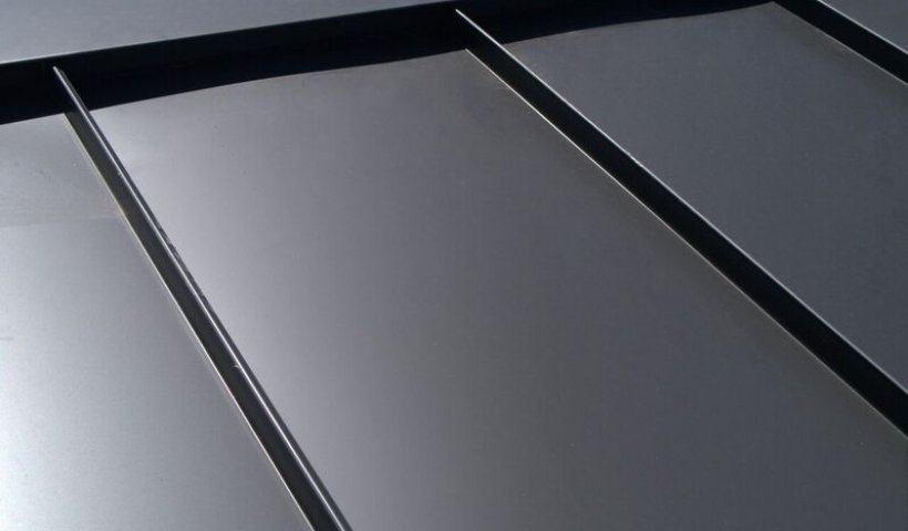 New Lock Seam Profile for Smart Tray Roofing