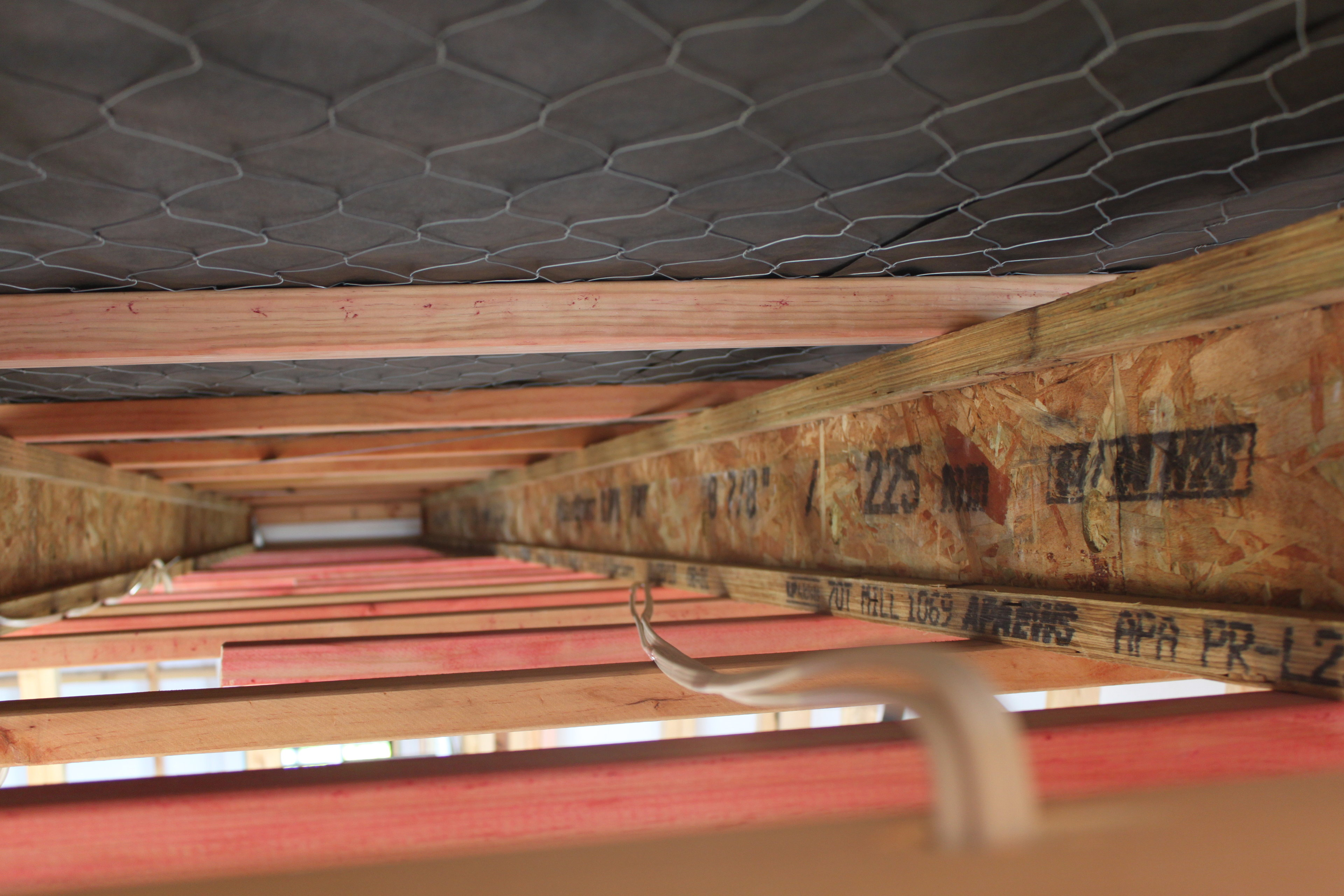 Easy Installation With Long Spanning I Built Roofing