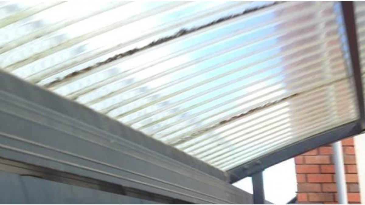 New Translucent Roofing Lap Joiner And Profiles From