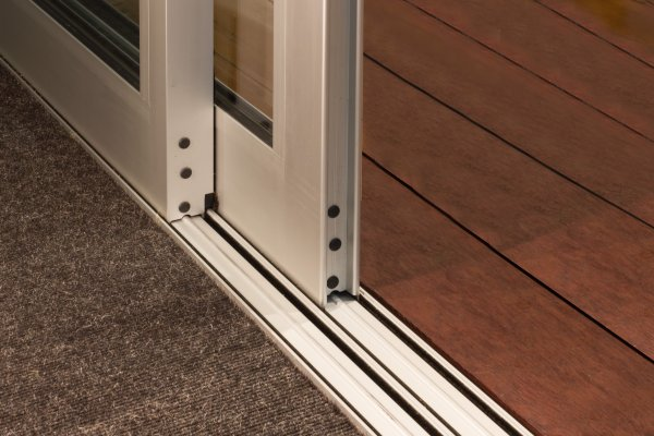 Flush Sill Feature for Popular Metro Series Sliding Doors