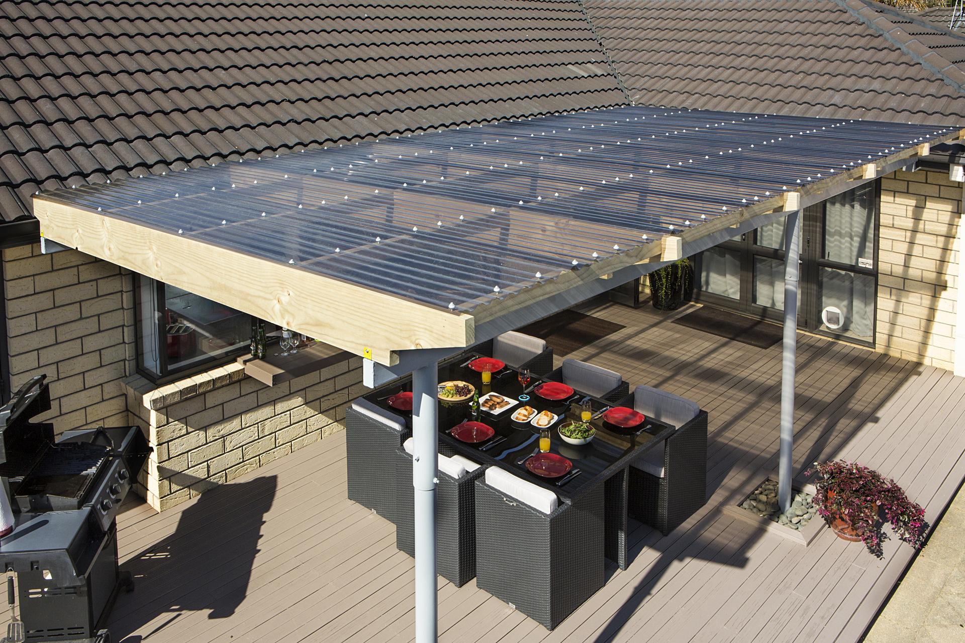 Reduce Heat And Glare With New Advanced Range Of Suntuf