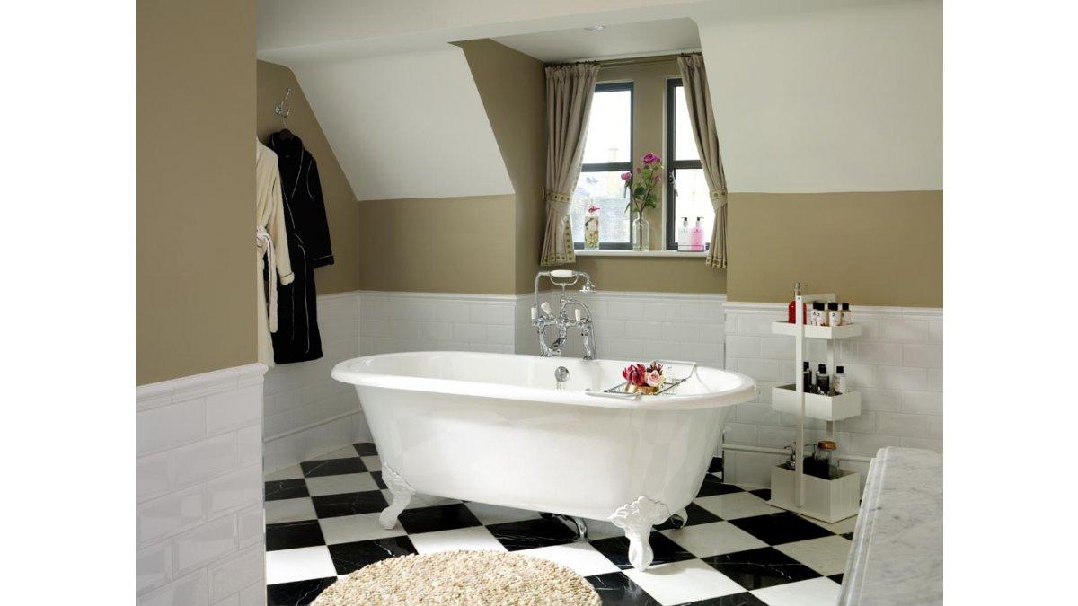 Robertson Bathware Offers Long-lasting, Freestanding Baths – EBOSS