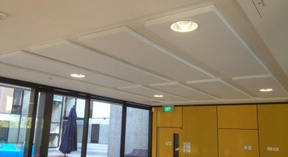 Tuf Tiles: High-Performing Acoustic Tiles for High Impact Areas