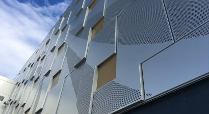 Energy-Efficient Megafactory Uses Kingspan Insulated Panels