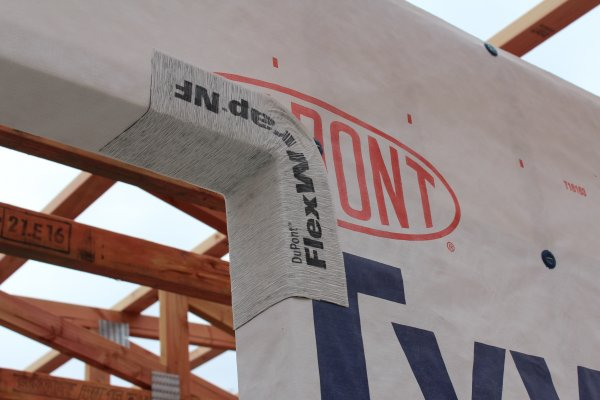 Protect your Project with DuPont Tyvek
