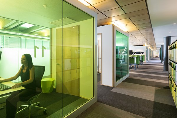 Useful Design Tools for Internal Glazed Partitions and Doors