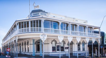 Altherm Contributes to Award-Winning White Hart Hotel Refurbishment
