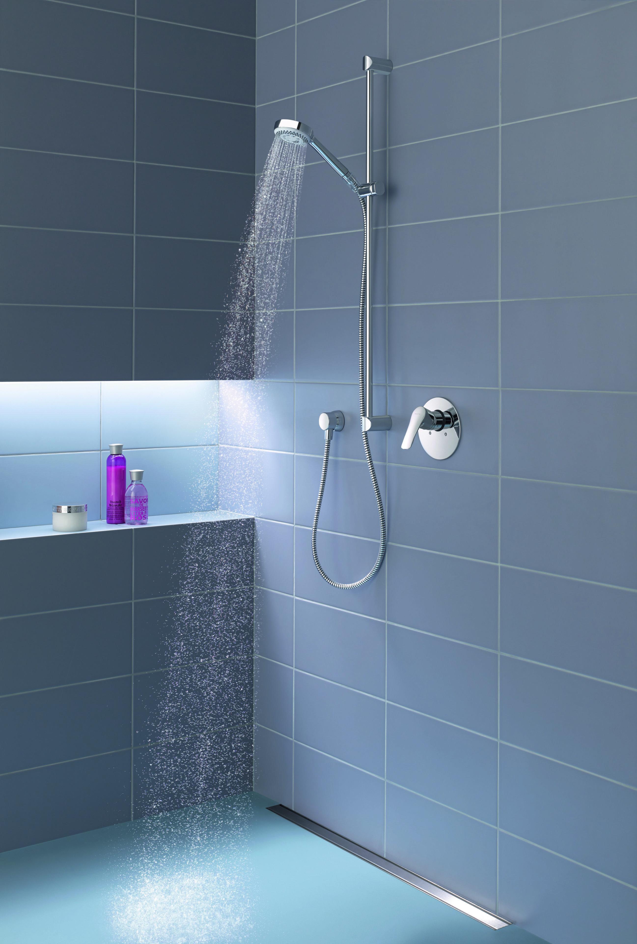 Voda Unveils Versatile Kludi Shower Range Eboss