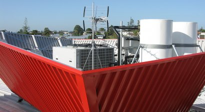 Energy-Efficient Hot Water for Hobsonville Point Schools