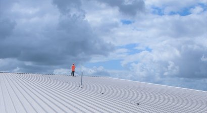 Introducing Tricore: An Advanced Insulated Roofing System