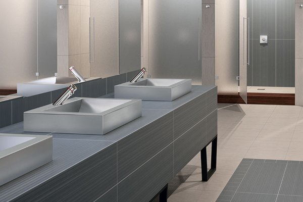 MacDonald Industries' Water and Energy Saving Tapware for Commercial Bathrooms