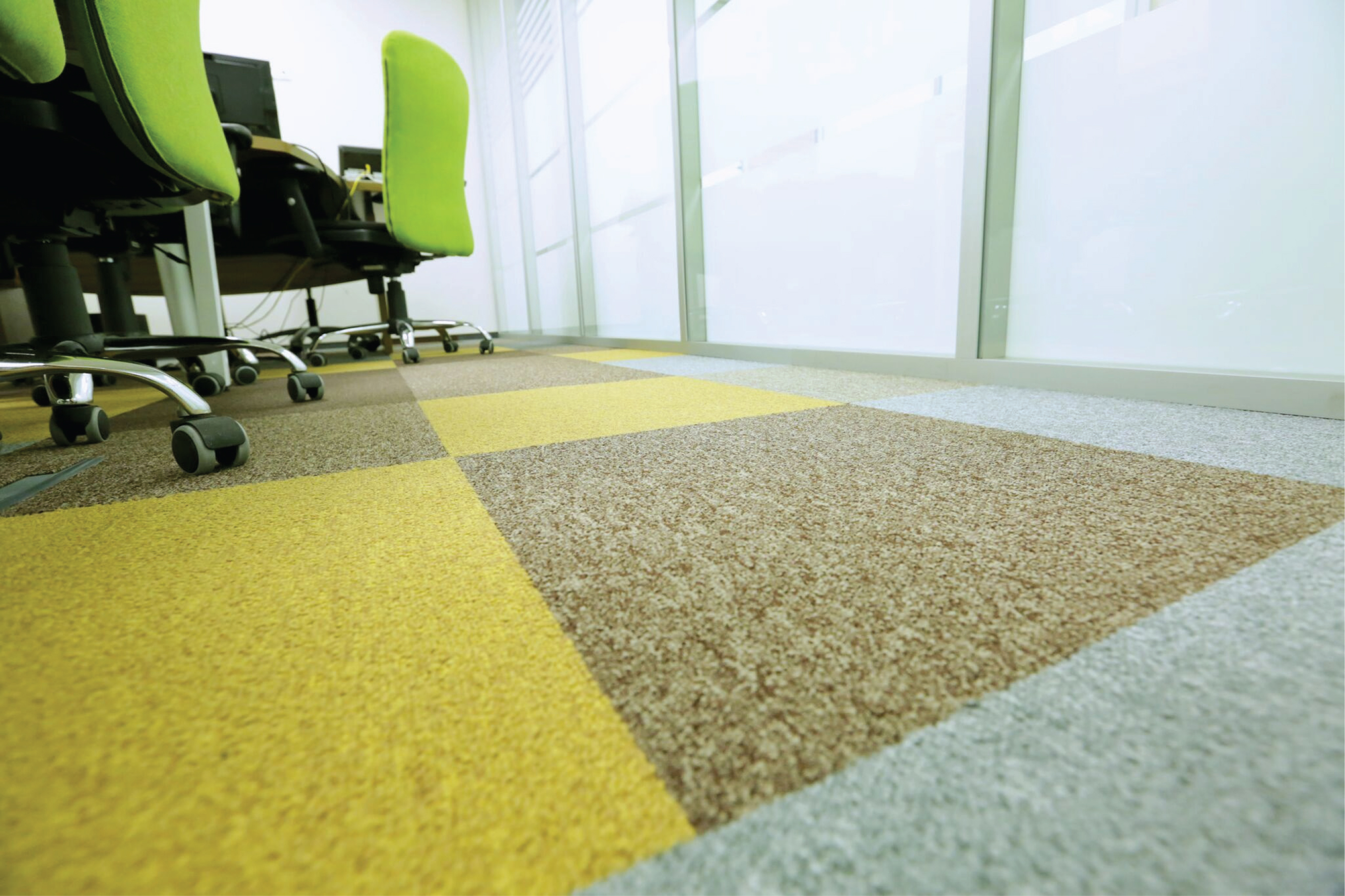 Introducing tecsom carpet tiles from france eboss for Carpet flooring
