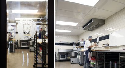 Hygienic, Easy-Clean Ceiling Tiles a Perfect Fit for Bakery