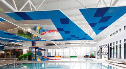 Cockburn Aquatic Recreation Centre Built to Last with Studco Building Systems