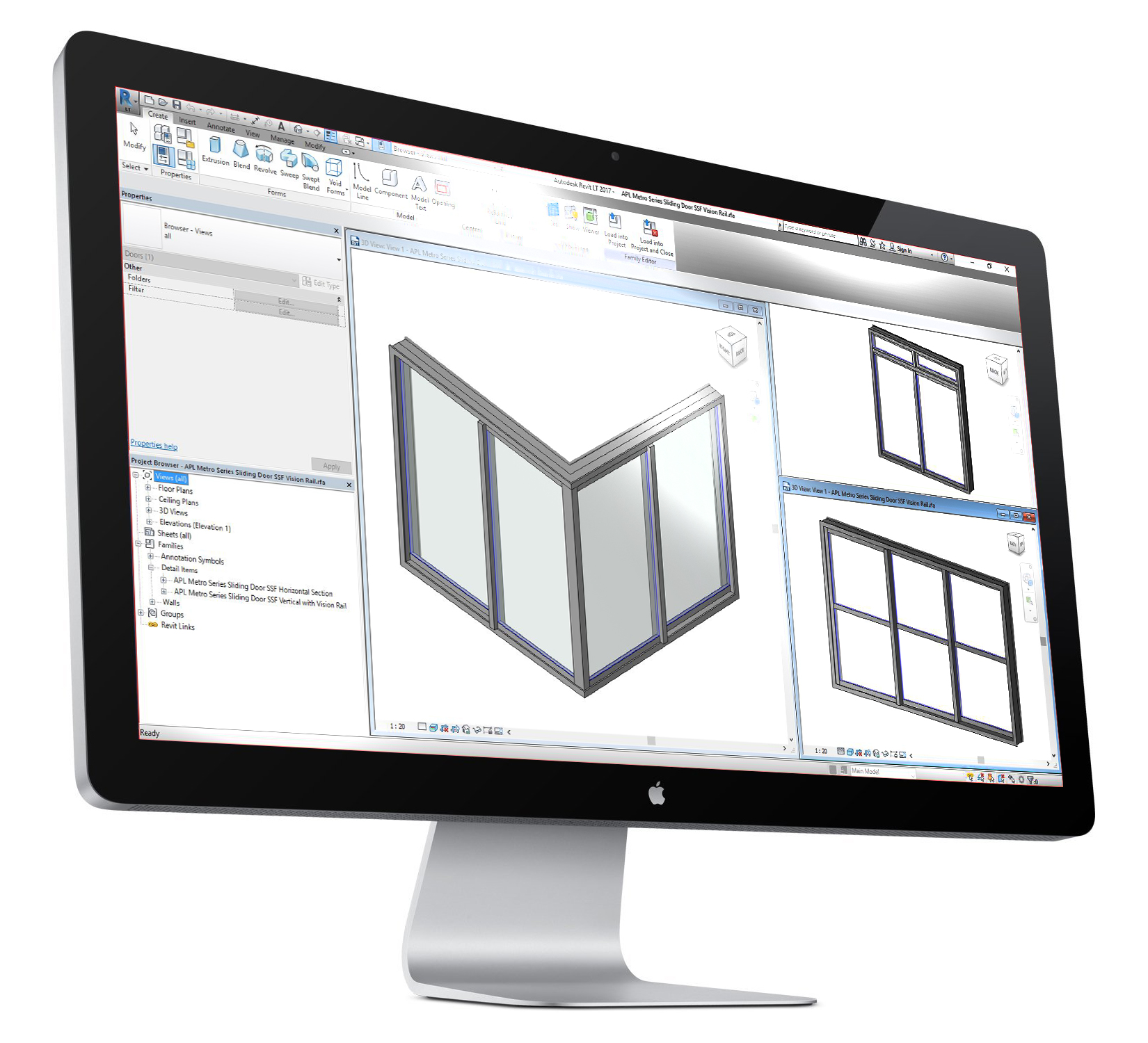 Revit Details Now Available for Metro Series Windo – EBOSS