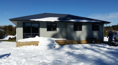 Cosy Family Ski-lodge Features INTELLO Airtightness System