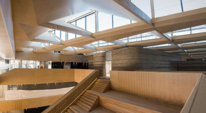 Studco Wall and Ceiling Systems Help Bring Architectural Vision to Life