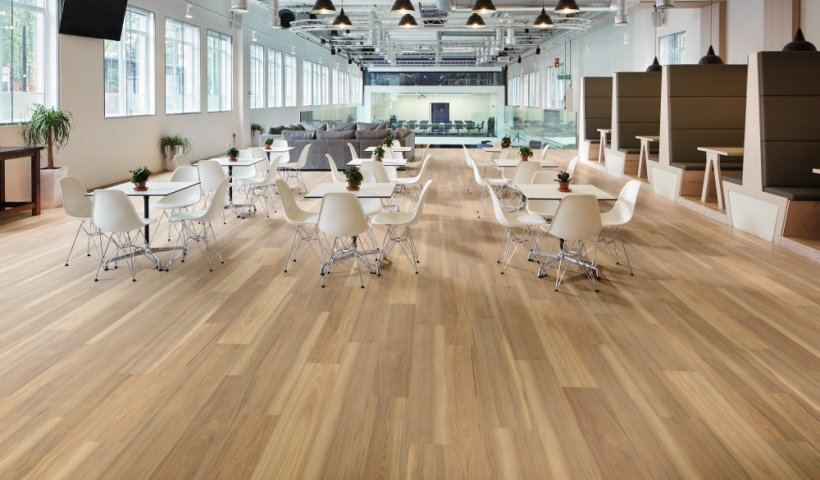 Karndean Designflooring Introduces its First Floating Floor Collection