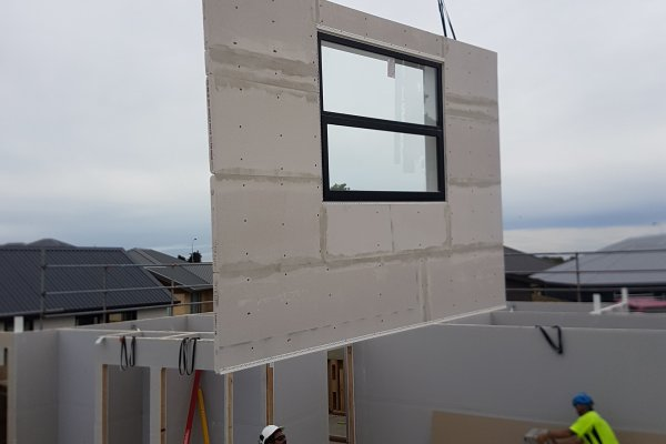 New Prefab Collaboration from Resene Construction Systems and Concision
