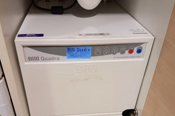 Billi Water Unit Proves Perfect for Tight Kitchen Spaces