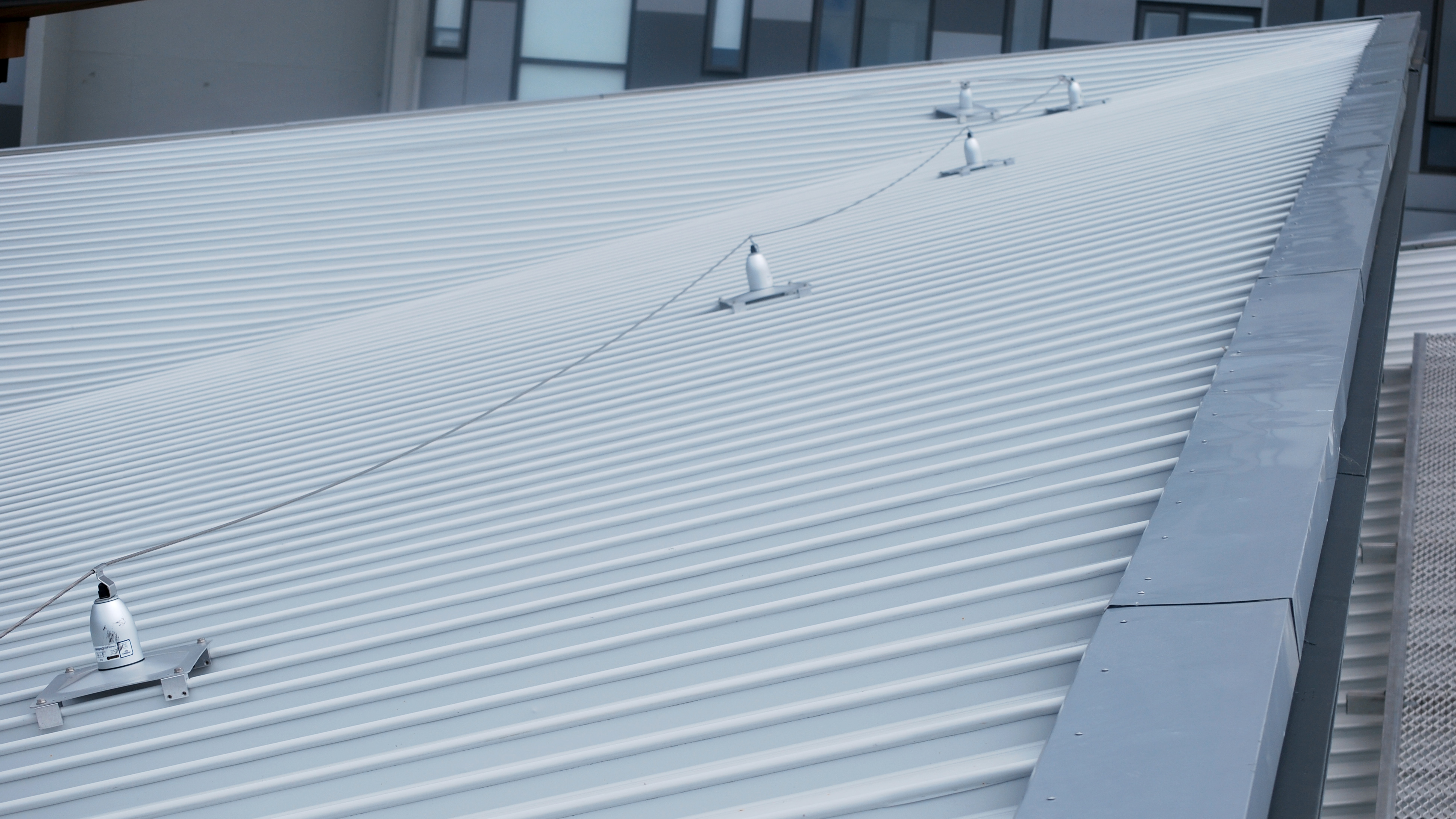 Manukau Bus Interchange Complex Roof Made Easy With