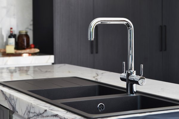 MultiTap by InSinkErator: A Kettle and Mixer Tap Combined