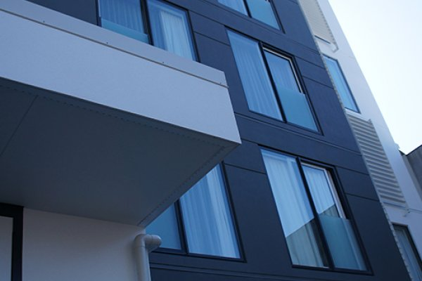 High Performance with the Integra Lightweight Concrete Facade System