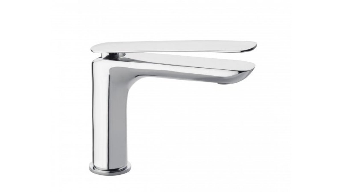 Kelly Hoppen KH-02 washbasin mixer from iB Rubinetti.