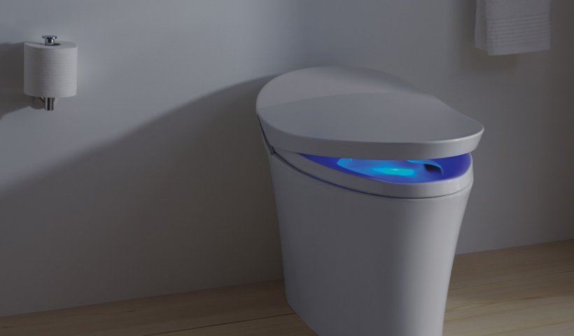 Veil Intelligent Toilet Offers Optimal Hygiene and Comfort