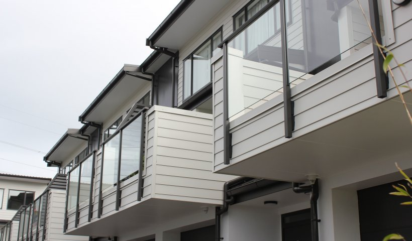 Refurbishment Project Enhanced with Provista Semi-Frameless Balustrade