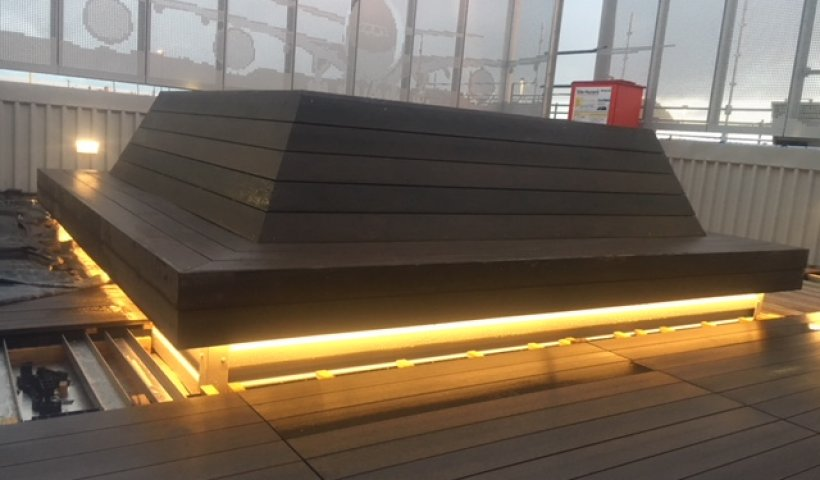 Fire-Safe Decking Option for Auckland International Airport