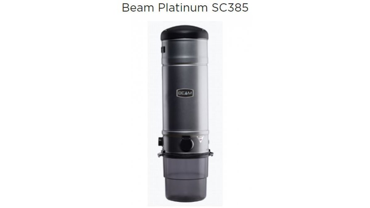 Beam SC385 Single By-pass motor, single operator.