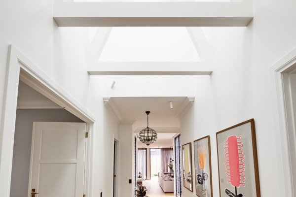 Making a Grand Entrance with VELUX Skylights
