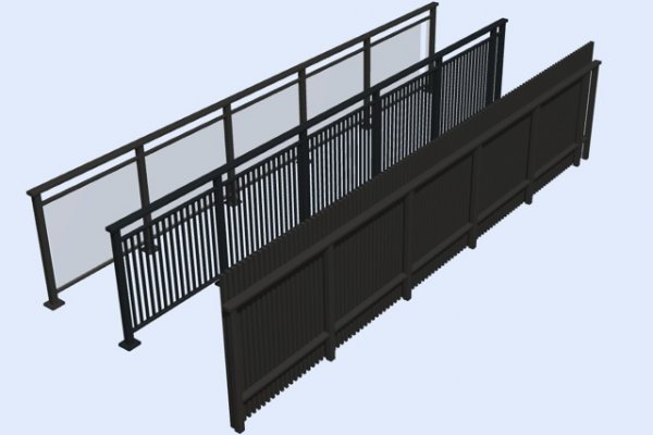 BIM Models Available For Clearspan Balustrade Range