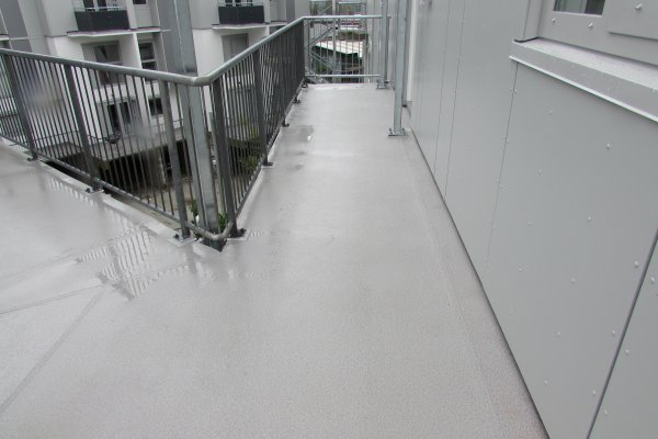 Increase Useable Space in Medium Density Builds with Rooftop Decking