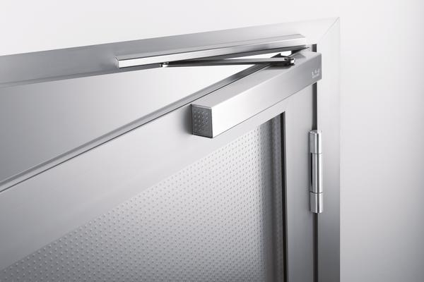 Low Profile Door Closer Ideal for Compact Spaces