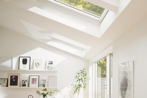 The Ultimate Green Living Solution: VELUX Skylights