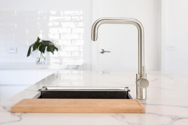 Where Form Meets Function: A Kettle and Mixer-Tap Combined