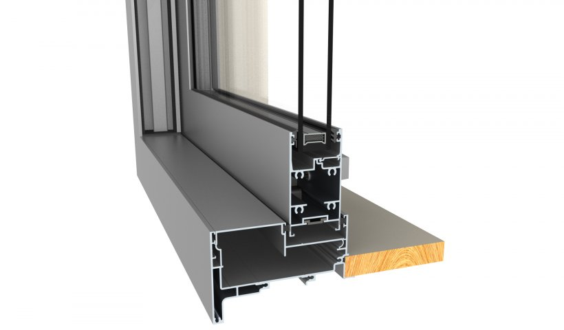 APL's New Metro Double Hung Window