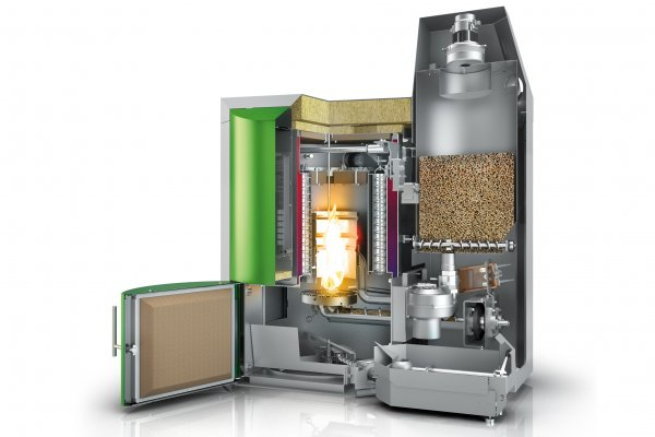 Sustainable Central Heating Using Wood Pellet Boilers