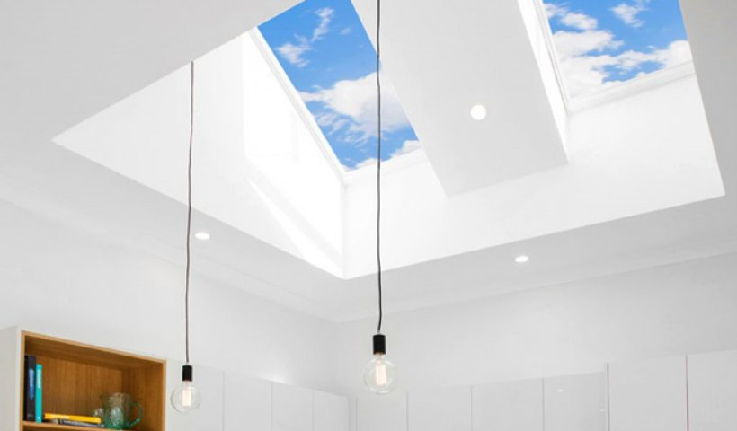 Transform Spaces with Skylights