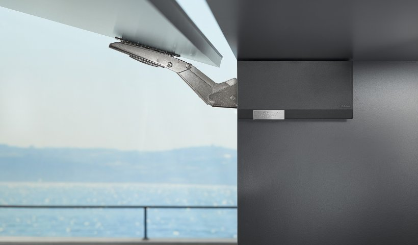 AVENTOS HK Top: The Compact Lift System that's Packed with Functionality