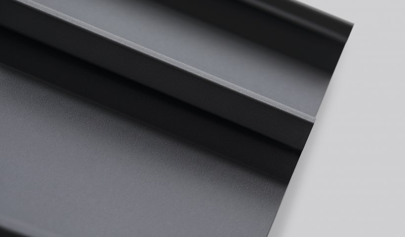 New Matte Finishes from COLORSTEEL