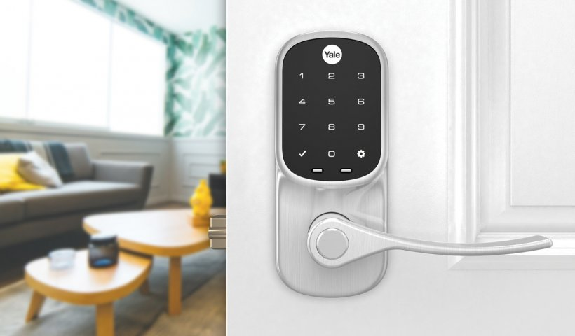 Introducing the Yale Assure Keyless Lever Lock
