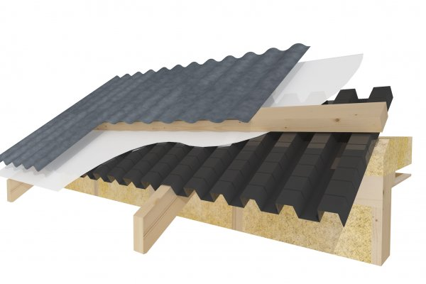 A Tested Solution for Ventilating Roofs and Preventing Heat Loss